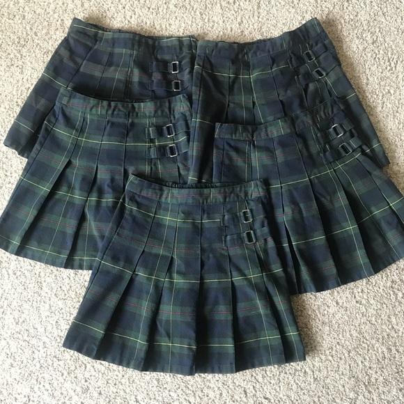 7a3152ff0c French Toast Bottoms | 5 School Uniform Plaid Skirt Skorts | Poshmark